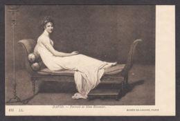 PD110/ Jacques-Louis DAVID, *Portrait De Madame Récamier*, Musée Du Louvre - Pittura & Quadri