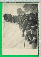 MILITARE. Militari. Foto Militare. Soldati. Soldato. Alpini. Alpino. . 7 - Manoeuvres