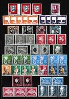 Duitsland, Saarland, Verzameling **, Zeer Mooi Lot 4161 - Stamps