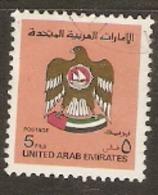 United Arab Emirates  1982  SG 134  U A E C Rest   Fine Used - Verenigde Arabische Emiraten