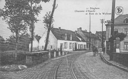 Dieghem. Chaussée D'Haecht Et Pont De La Woluwe.   Scan - Diegem