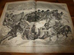 1882 JDV: Perte De La JEANNETTE;Les Chams,Kouis,Samrés, Etc ((Tribus Au Vietnam (Indochine));  Mines D'or Du Tonkin;etc - Kranten