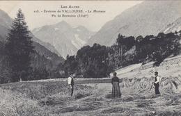 Hautes-Alpes - Environs De Vallouise - La Moisson - Pic De Bonvoisin (3506 M.) - Autres Communes