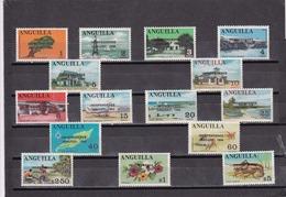 Anguilla Nº 1 Al 15 - Anguilla (1968-...)