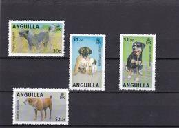 Anguilla Nº 1071 Al 1074 - Anguilla (1968-...)