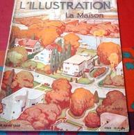 L'Illustration N°4491 Mars 1929 La Maison Les Cités Jardins, Les Villas Du Touquet La Baule Côte D'Azur Côte D'Argent - L'Illustration