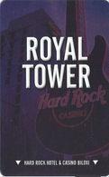 Hard Rock Casino - Biloxi MS - Hotel Room Key Card - Hotelsleutels (kaarten)