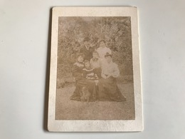 Photo Famille Circa 1900 - Anonymous Persons