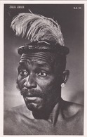 RP; SOUTH AFRICA , 20-40s; Zulu Chief Portrait - South Africa
