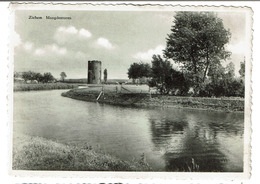 Zichem - Maagdentoren - 2 Scans - Scherpenheuvel-Zichem