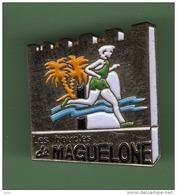 LES BOUCLES DE MAGUELONE ***  1034 - Athlétisme