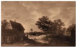 Bruxelles : Musée, Le Repos à L'ombre, Par David Teniers (Editeur Nels, N°267) - Musées