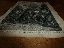 1882 JDV: Gravures-->HOLLANDE (sur L'Yssel, L'île D'Urk, Hindeloopen) ;Chemin-de-Fer  SENEGAL-SOUDAN (Fouta-Djallon);etc - Kranten
