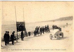 Les Gardner-Serpollet En Course  -  Le Premier 120 á L'heure (1902)   -  CPA - Grand Prix / F1