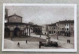 MONSUMMANO PIAZZA GIUSTI 1939 - Pistoia