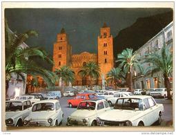 CEFALU AUTO CAR Simca 1501, Fiat 600, 500, 128, Ford Anglia, 20M P7b, VW 1200 Coccinelle N1970  HD10530 - Palermo