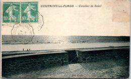 50 AGON COUTAINVILLE - Coucher De Soleil - Autres Communes