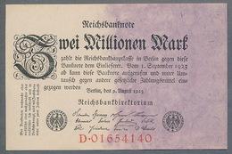 Pick104 Ro103a DEU-115a. 2 Million Mark 1923 NEUF - [ 3] 1918-1933 : République De Weimar
