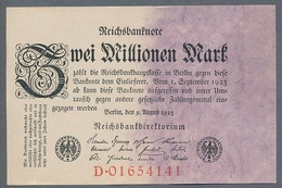 Pick103 Ro103a DEU-115a. 2 Million Mark 1923 NEUF - [ 3] 1918-1933: Weimarrepubliek