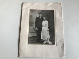 Photo Couple Mariage - Personas Anónimos