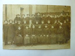 Groupe Scolaire - Postée Perpignan - 1910 - Destinataire : Famille Grégoire - Schools