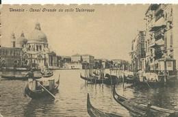 Venezia. Canale Grande Da Calle Valaresso - Venezia (Venice)