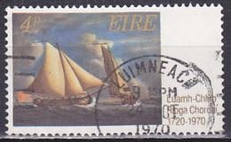 Ireland/1970 - Hib C148/SG 279 - 4 P - USED/'LUIMNEACH' (Limerick) - Used Stamps