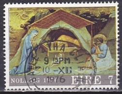 Ireland/1976 - Hib C232/SG 401 - 7 P - USED/'BAILE ÁTHA CLIATH' (Dublin) - Gebraucht
