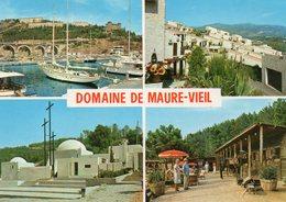Mandelieu - La Napoule - Domaine De Maure-Vieil - Multivue - France