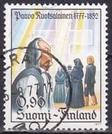 Finland/1977 - Paavo Ruotsalainen - 0.90 Mk - USED - Finlande