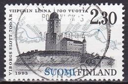 Finland/1993 - Vyborg Castle 700th Anniv./Viipurin Linna 700 Vuotta - 2.30 Mk - USED - Used Stamps