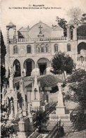 Beyrouth  Le Cimetiere Grec  Orthodoxe  Et L Eglise  St  Dimitri - Liban
