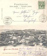 Oberbalm - Gruss Aus...  (Gesamtansicht)            1899 - BE Berne