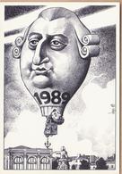 CP - ASSOCIATION  DES COLLECTIONNEURS LOTOIS 1989 - Tarjetas QSL