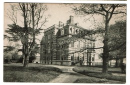 Moerbeke - Waes - Kasteel Van M.H. Lippens De Kerchove Château De - 2 Scans - Moerbeke-Waas