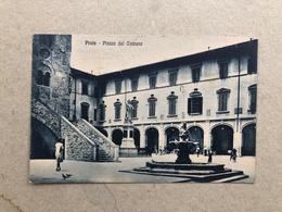 PRATO PIAZZA DEL COMUNE  1929 - Prato