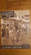 MIROIR SPRINT  1947 N°63  CYCLISME CHAMPIONNATS DU MONDE MIDDELKAMP - Bücher, Zeitschriften, Comics