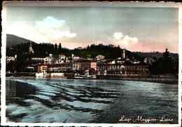 6239) Cartolina DI LUINO-LAGO MAGGIORE-VIAGGIATA - Luino