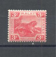 Malaysia 1909  MLH - Malasia (1964-...)