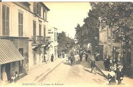 92 ROBINSON ON SE PROMENE DANS L AVENUE DE ROBINSON - Francia