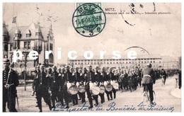57  Metz  Infanterie Allemande - Metz
