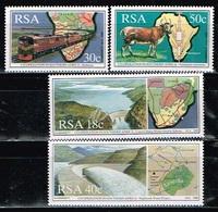 AFRIQUE DU SUD/SOUTH AFRICA/Neufs **/MNH**/1990 - Coopération Inter-Etats En Afrique Du Sud - Sud Africa (1961-...)