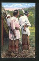 AK Great Smoky Mountains National Park, Typical Indian Squaws - Indianer