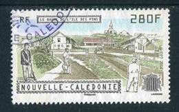 """TIMBRE Oblit. De 2014 """"280 F - Le Bagne De L'Île Des Pins"""" - Neukaledonien"""