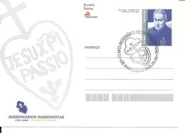 Portugal 2006 - Stationery 75 Years  Passionist Missionaries, Fdc - Postwaardestukken