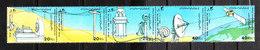 Iran  - 1992. Telecomunicazioni: Dal Telegrafo Al Satellite.  From The Telegraph To The Satellite. Complete MNH Series - Telecom