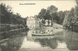 ROUGEMONT  -- étang                                        -- Proust - Autres Communes