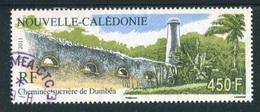 """TIMBRE Oblit. De 2011 """"450 F - Cheminée De La Sucrière De Dumbéa"""" - Neukaledonien"""