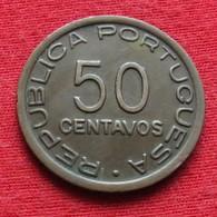 Mozambique 50 Centavos 1945 Mozambico Moçambique - Mosambik