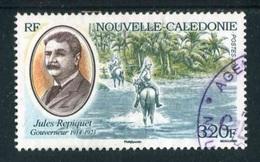 """TIMBRE Oblit. De 2007 """"320 F - Jules Repiquet Gouverneur De 1914 à 1923"""" - Neukaledonien"""